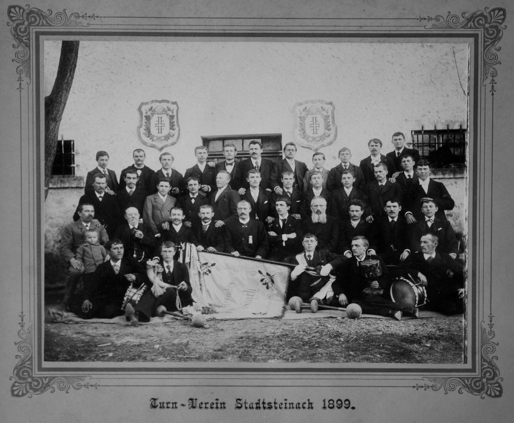 Turn-Verein Stadtsteinach 1899