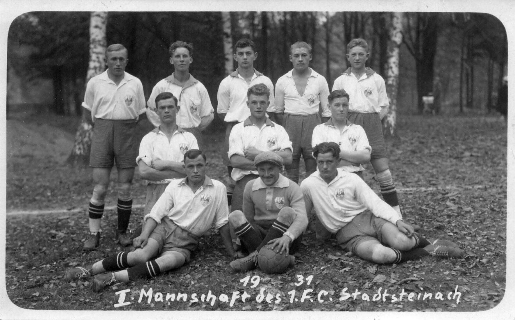 Mannschaft 1931