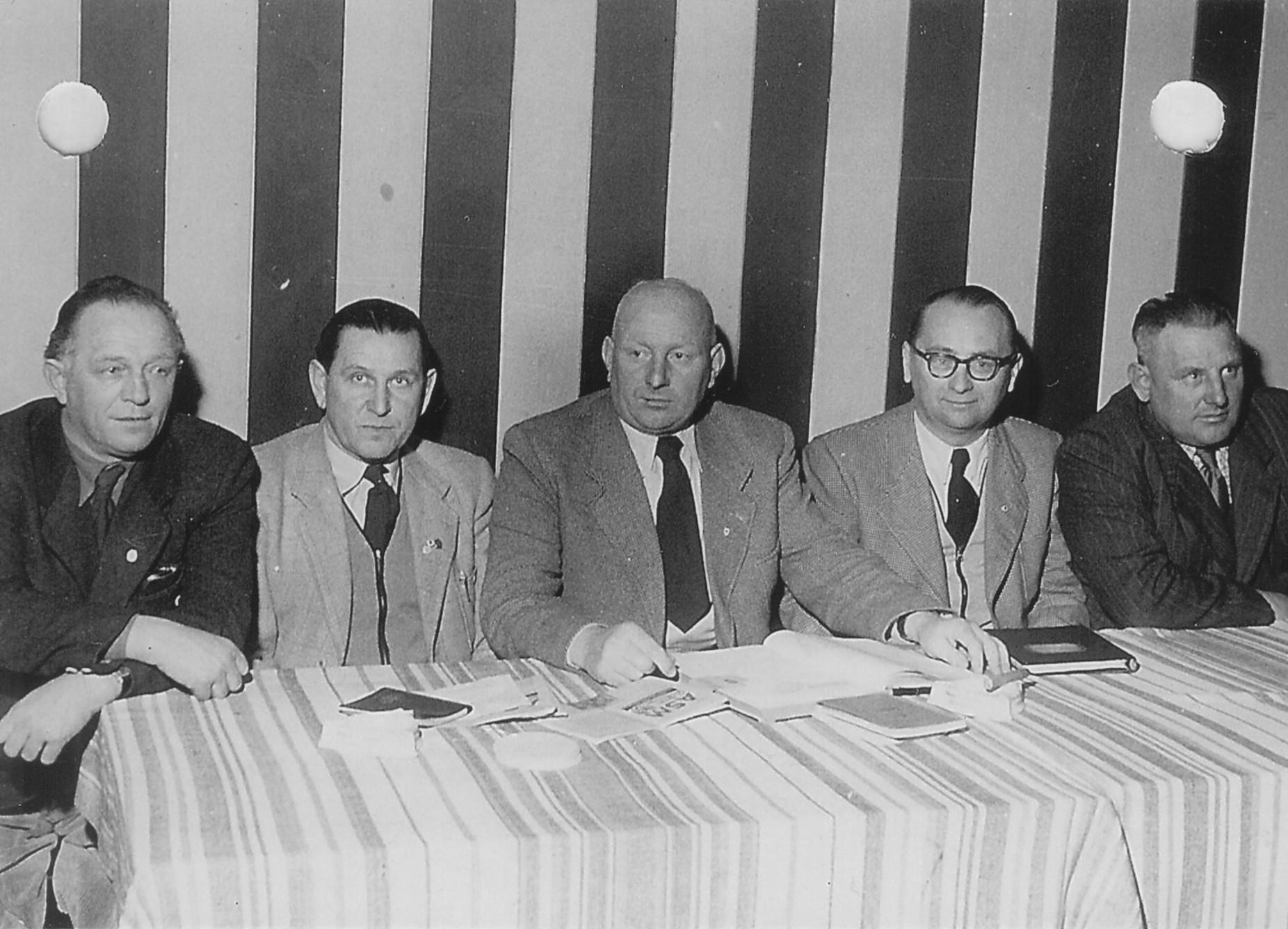Vorstandschaft 1945